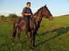 Lukacs Hunor bareback riding (Paul.White) Tags: horse bareback meadow riding transylvania equine erdely ozsdola