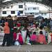 Altra sezione del Mercado indigeno di Saquisilí