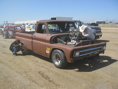 Dusty staging  lanes -  tweeking (Bob the Real Deal) Tags: old dusty race truck fun pickup oldschool hotrod modified 2012 dragstrip dragraces chevyc10 eaglefield nostalgiadragracing whatathrill eaglefielddragstrip fresnodragwaysreunion eaglefielddragraces eaglefielddragscom eaglefieldreunion eaglefieldcalifornia fresnodragways eaglefielddragscomfun