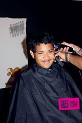 (Colour Me Fiji) Tags: art hair cuts southauckland freshgalleryotara newflavabarbers 2012southaucklandpacificartssummit