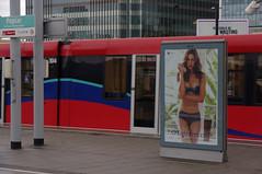 IMGP6348 (mattbuck4950) Tags: england sexy breasts europe unitedkingdom lingerie april railways 2012 adverts docklandslightrailway poplardlrstation londondocklands lenssigma18200mm londonboroughoftowerhamlets camerapentaxkx