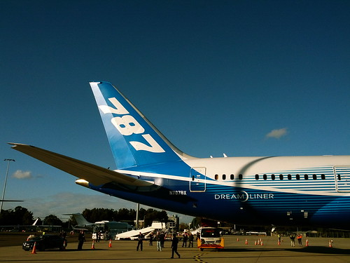 Boeing 787 Dream Tour - Sydney