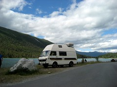 Somewhere in Norway (pedrotschki) Tags: norway vw camper lt westfalia svenhedin vwlt lt28