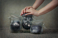 Thunderstorm (Victoria Sderstrm) Tags: storm clouds airplane grey hands foto sweden mason masonjar thunderstorm concept conceptual thunder jars fineartphotography fotografi masonjars conceptualphotography swedishphotographer conceptualcinematic victoriasderstrm victoriasoderstrom victoriasderstrmphotography victoriasoderstromphotography konceptuelltfoto konceptuelltfotografi swedishfineartphotographer