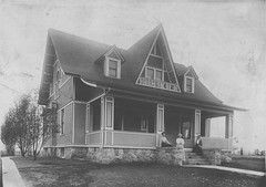 Mystery House (WoodstockPublicLibrary) Tags: houses historic woodstock 1900s librariesandlibrarians woodstockpubliclibrary