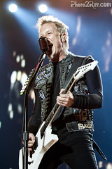 Metallica @ Sonisphere Spain 2012 (Dani MetaZ) Tags: james hetfield