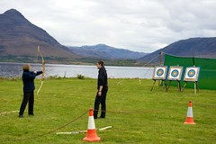 Archery (Feis Alligin) Tags: 2012