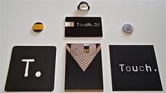 A Touch Sample #1 (Gianni Motti Assistant) Tags: touch gma memorystick christianfennesz jonwozencroft hildurgudnadottir usehearingprotection touchsticker giannimottiassistant liquidmusic fac2badge rgb01 gmabadge leyfduljosinu atouchsample to90usb touchbeermat agmatouch