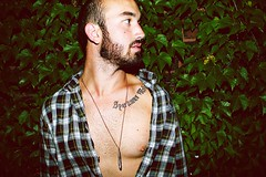 if you were to leave, fulfill someone else's dreams, I think I might totally be lost (Anthony Got Back) Tags: life man sexy college boyfriend beard fun necklace ally nipple state masculine michigan wayne flash detroit handsome ivy devon adventures sexual lust tension septum davey