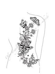 Butterflies (olga_rashida) Tags: flowers berlin art fleurs butterfly design hand graphic computergenerated kunst blumen arabic papillon illustrator bodypainting henna mehendi template mehndi schmetterling hennatattoo mehandi henn krperbemalung   naksh hennapattern khidab  hennamalerei hennamotive httpwwwhennaundmehrde hennamehndidesign mehndipattern motifpourlatatouageauhenn motifpeinturecorporelle vorlagefrmehendi vorlagefrhennamalerei dessinhenn