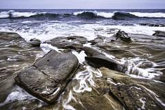 Jolla02HDRsm (Shabdro Photo) Tags: longexposure landscape sandiego lajolla motionblur canon7d hdrseascape