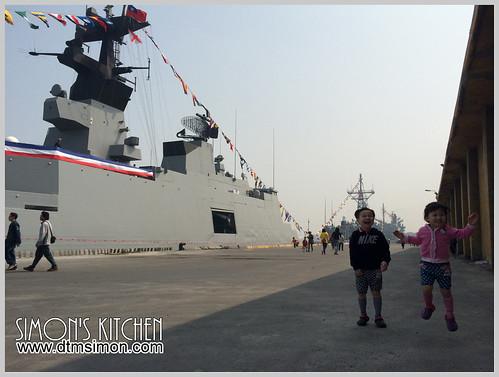 海軍敦睦台中港15-1