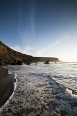 Fuerteventura (Naiade Photography) Tags: ocean blue sky beach island fuerteventura workshop oceano isola canaryisland canarie 2016 d610 isolecanarie