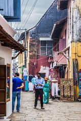 Street Scene, Fort Cochin (gecko47) Tags: street india commerce kerala explore lane shops kochi shoppers fortcochin