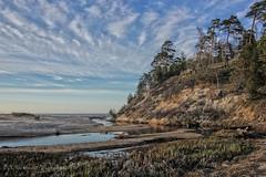 White Dune (Ineta23) Tags: sea sky river dune balticsea saulkrasti whitedune incupe