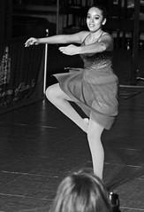 IMG_5028 (SJH Foto) Tags: girls blackandwhite bw white black kids dance competition teen teenager tween teenage monocolour