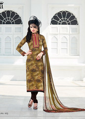 Light Brown Cotton Cambric Suit With Churidar Salwar (nikvikonline) Tags: uk wedding usa brown canada color fashion festival work women designer australia wear fancy online frock weddingdress desinger kameez shalwar anarkali womenswear dailywear freeship freeshipping womenclothing fashiondress designerwear womenfashion weddingwear designersuit designercollection onlinewomens anarkalisuitsdesigns onlinekameez achkanstyle kamizonline brownsalwar brownkamiz brownkamizsalwar