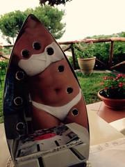 Self-portrait - Lazy summer days (Cristina Contartese) Tags: selfportrait