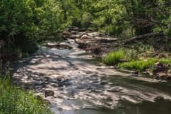 151/366 - Creek (Ravi_Shah) Tags: longexposure creek sony potd poconos a6000 cy365