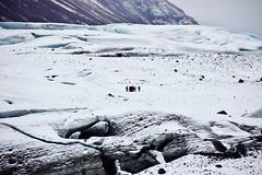 Trekking group on planet Iceland (armxesde) Tags: schnee winter snow mountains ice island iceland pentax glacier gletscher eis ricoh k3 glacierwalk