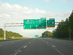 I 64-295 Signs (jimmywayne) Tags: sign virginia norfolk richmond 64 interstate 95 85 rockymount 295