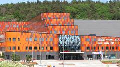 Prioritet Serneke Arena II (hansn (2+ Million Views)) Tags: building sport architecture modern gteborg sweden contemporary gothenburg arena architect serene sverige facility multi goteborg okidoki kviberg arkitekter arkitekt prioritet