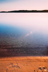 (lotl.axo) Tags: longexposure lake nature water germany landscape deutschland see wasser natur landschaft langzeitbelichtung mecklenburgvorpommern mritz agfavista travelphotography waren reisefotografie mecklenburgischeseenplatte vscofilm walimexpro12mm120csc