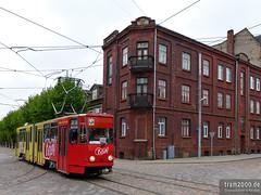 Liepaja (LAV) (tram2000@gmx.de) Tags: streetcar tramway strassenbahn tatra tramvaj tramwaj lettland latvija liepaja libau liepāja kt4d латвия лиепая