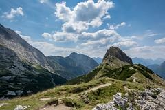 Auf dem Karnischen Hhenweg (thunderbird-72) Tags: austria sterreich sommer august it krnten berge alpen lesachtal karnischealpen karnischerhhenweg nikond7100 gemeindelesachtal