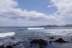 Wild (simonturkas) Tags: lanzarote canaryislands ocean beautiful spain travel wanderlust adventure photography photo photographersoftumblr photographersontumblr