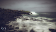 Dunstanburgh Castle (ianbrodie1) Tags: dunstanburghcastle dunstanburgh castle northumberland sea longexposure rocks waves moody dark history old outdoors seascape