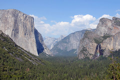 Yosemite Valley, El Capitan, Half-Dome, & Bridal Veil Falls (crookedtreephotography) Tags: waterfall waterfalls halfdome elcapitan nationalparks bridalveilfalls yosemitevalley tunnelview yosemitenationalparks