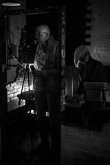 Schroeder / Smith (agataurbaniak) Tags: leica uk blackandwhite 50mm concert brighton experimental unitedkingdom live gig performance smith monochromatic m event improv monochrom 50 improvised schroeder sta planar carlzeiss 246 gds 2016 zm 50mmf2 50mm2 planart250zm planart250 splittingtheatom thegreendoorstore greendoorstore leicamonochrom agataurbaniak type246 typ246 splittingtheatomxxxii splittingtheatom32 schroedersmith
