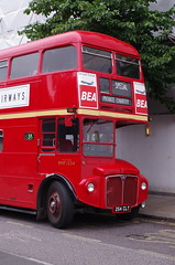IMGP2751 (Steve Guess) Tags: uk england bus london transport waterloo gb routemaster lambeth lt tfl aec rmf1254 254clt