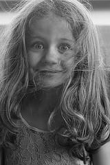 natural light (brandondale1) Tags: portrait blackandwhite bw silly girl monochrome canon fun rebel surprise
