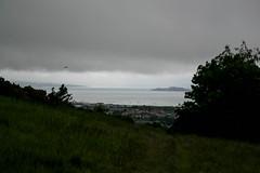heavy (Jean I Cresol) Tags: park sea june clouds dark grey scotland spring edinburgh view gray holyrood 14th heavy holyroodpark 2016
