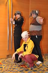 120316-0401 MomoCon (WashuOtaku) Tags: atlanta anime georgia cosplay frankenstein convention 2012 souleater atlantamarriottmarquis momocon nikond90  deaththekid soulevans