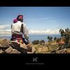 Taquileño Man (fesign) Tags: lake man peru laketiticaca landscape island andes colourful puno taquileisland traditionalclothes taquileño alwaysexc