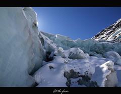 At the glacier (begumidast) Tags: blue schnee winter snow alps color ice nature canon landscape eos schweiz switzerland frozen suisse outdoor natur glacier berge 7d alpen svizzera gletscher eis efs engadin morteratsch wow1 eflens landschaftsaufnahmen goldstaraward eos7d canoneos7d graubünden begumidast efs1585mmf3556isusm efs1585mm mygearandme musictomyeyeslevel1