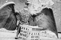 (zilladon) Tags: toys actionfigure rodan kaiju revoltech japanesemonsters