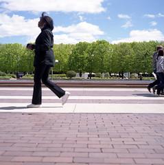 Walk (chase_elliott) Tags: 120 6x6 mamiya film boston mediumformat prime mamiyac330 c330
