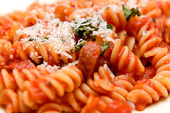 Spicy Chorizo Fusilli (lowell.ling) Tags: red italy food classic home cheese dinner tomato pepper grate mix spain italian nikon europe yum d70 sauce salt cook olive can pasta sugar onions crispy spanish eat meal western oil chopping garlic chop chorizo ready pan taste tasting spicy easy dried oliveoil homecooking paprika seasoning minutes grated serve minute saltandpepper boil tablespoon westernfood aldente tomatopaste seson panfry tablespoons spicychorizo