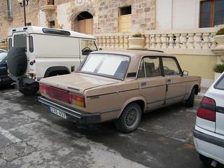 Malta 2012 - Lada Riva 'Sport'
