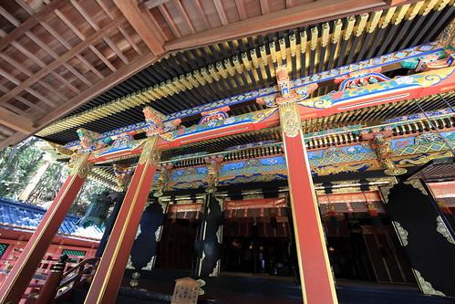 Kunohzan-Tohshoh-guu(shrine) / 静岡・久能山東照宮(くのうざん とうしょうぐう)