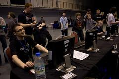 i45 - Minecraft Contests (multiplay) Tags: photographer tournament finals hall1 exhibitors iseries telfordinternationalcentre multiplay i45 day4sunday tournamentarea minecraft susannjohansenlilliestierna insomnia45