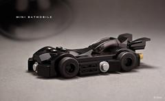 Lego Mini Batmobile (_Tiler) Tags: lego mini batman dccomics batmobile batmanforever legobatmobile legominibatmobile