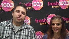 Fresh 100's Jay and Renee Talk Fun For Nurses Week (DMC Heals) Tags: morning dedication hospital detroit honor compassion medical celebration host medicine nurse caring care heal medicalcenter heals nursesweek wnic dmcheals jaytowers dmcorg reneevitale fresh100 fresh100com fresh100detroit jayinthemorning