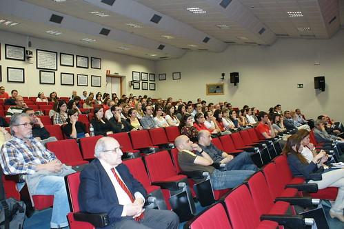Conferencia Margarita Salas 18