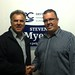 Colin LaVie and Georgetown St. Peter's MLA, Steven Myers on Election Night