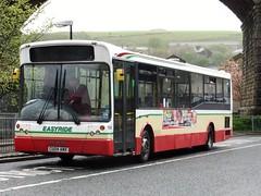 Todmorden (Andrew Stopford) Tags: man stirling todmorden mcv 14220 rossendaletransport cu04amx